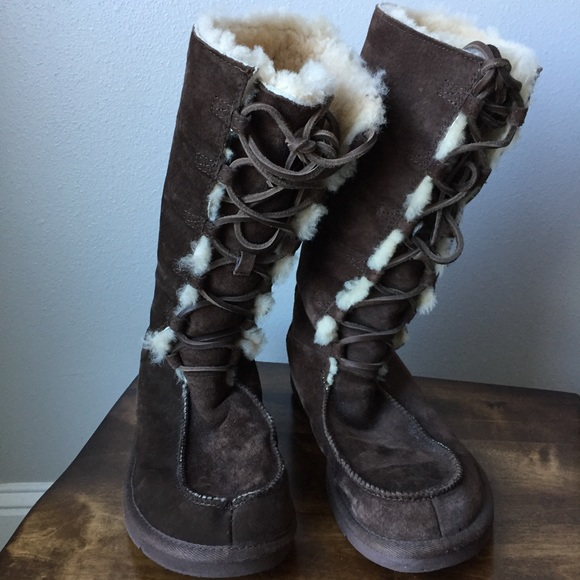 Ugg Shoes Appalachian Lace Up Boots Poshmark